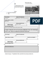 4 citation worksheet for images