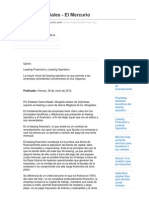 Leasing Operativo y Financiero