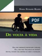 De Volta à Vida - Nara Susane Klein