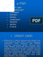 Viii e Payment System