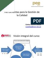 Herramientas para la Gesti+¦n de la Calidad - S1 y S2 v02