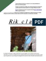Investigaciones de RIK CLAY