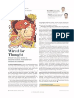 2014 Wired for Thought
