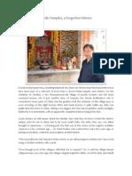 Behind China's Hindu Temples, A Forgotten History