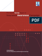 INSURANCE AWARENESS Insdie Report Final for Mail