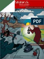 Sapiens Research Vol-2 Num-1 2012