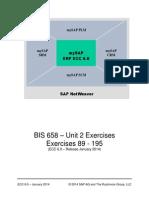 Unit 2 Exercises