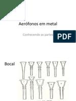 Aula 5 Aerófonos de Vibração Labial