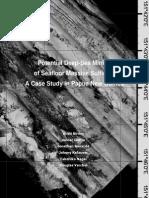 Ventsthesis Explotacion de Sulfuros Del Fondo Marino