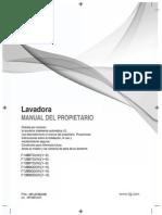 Manual de Lavadora LG_F12B9Q