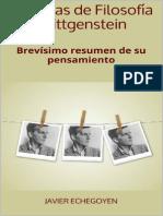 Chuletas de Filosofia Wittgenst - Javier Echegoyen