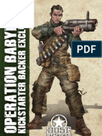 Dust Tactics Allied Cards V2