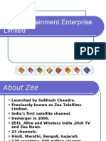 Zee Entertainment Enterprise Limited