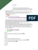 Tips Creol