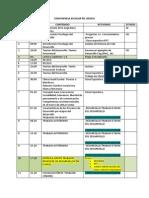 Planificación EIB Bilingüe Convivencia Escolar y Diversidad