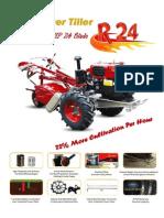 ACI Power Tiller Brochure