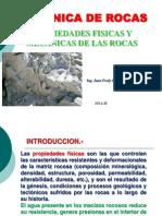 Propiedades Fisicas y Mec..de Rocas