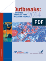 Final Outbreaks 2014 Report