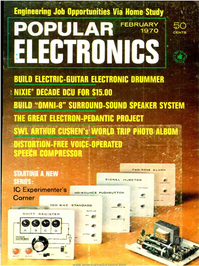Pe197002pdf Loudspeaker Phonograph A C Compressor Wiring Diagram 1972 Cylcone Mercy