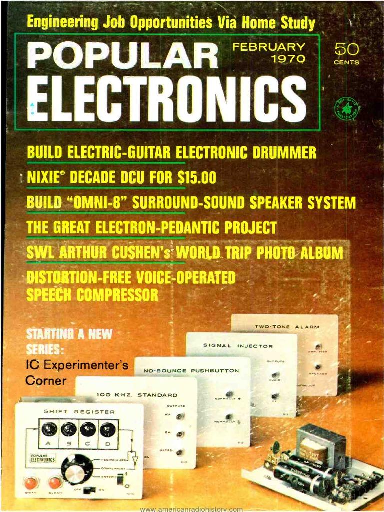 Pe197002pdf Loudspeaker Phonograph A C Compressor Wiring Diagram 1972 Cylcone Mercy