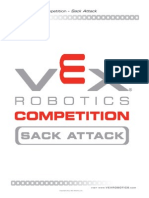 VEX Sack Attack Game Manual