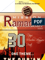 Mission Ramadan eBook Productive Muslim