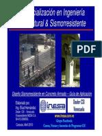 Diseño Sismo-Resistente en Concreto Armado_Abril 2010