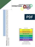 international strategic alliances