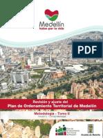 POT Medellin Metodología