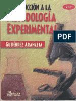 Introduccion a La Metodologa Experimental-Gutierrez Aranzeta(OPTIM)