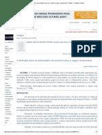 A Distinção Entre as Associações de Socorro Mútuo e Seguro Empresarial - Artigos - Conteúdo Jurídico