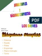 Máquinas Simples y Compuestas