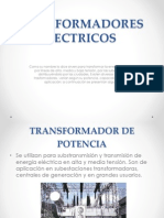 Tecnologia de Transformadores