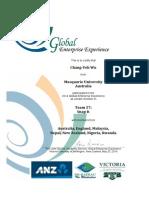 Global Enterprise Experience