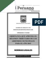 Separata Especial 3 Normas Legales 24-12-2014 [TodoDocumentos.info]