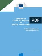 Expert Guide to Assessing Erasmus+ applications