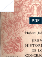 Jedin-Historia Breve de Los Concilios