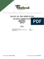 Despiece Whirlpool ARB319