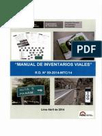 Manual de Inventarios Viales_Aprobado_Version Digital Del Original MTC