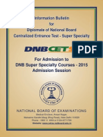 Dnb Cetss Book Courses 2015