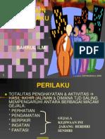 Domain Perilaku