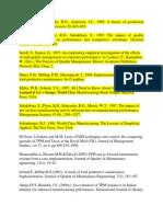 TPM References