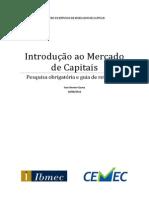 Introdução Ao Mercado de Capitais