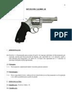 Revolver Cal .38