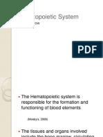 hematopoietic system