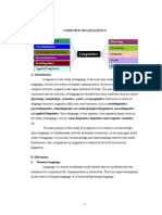 3 Overview on Linguistics