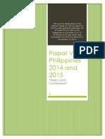 Papal Visit Philippines 2015