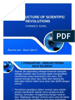 Resume the Structure of Scientific Revolution Ppt