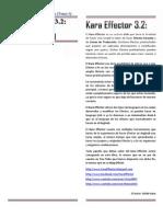 Kara Effector [Tomo 01]