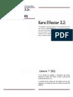 Kara Effector [Tomo 03]